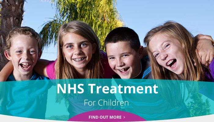 NHS Treatment for Children - Find out more